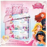 Disney Золушка, головоломка, звездные войны, принцессы 1.5-спальный