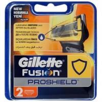 Cменные кассеты для бритья Жиллетт Fusion profhield 0 шт