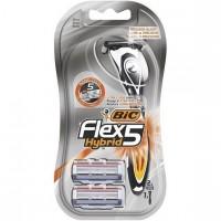 BIC Flex 5 Hybrid ручка + 2 кассеты